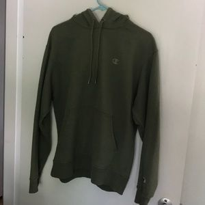 Champion sweatshirt army green